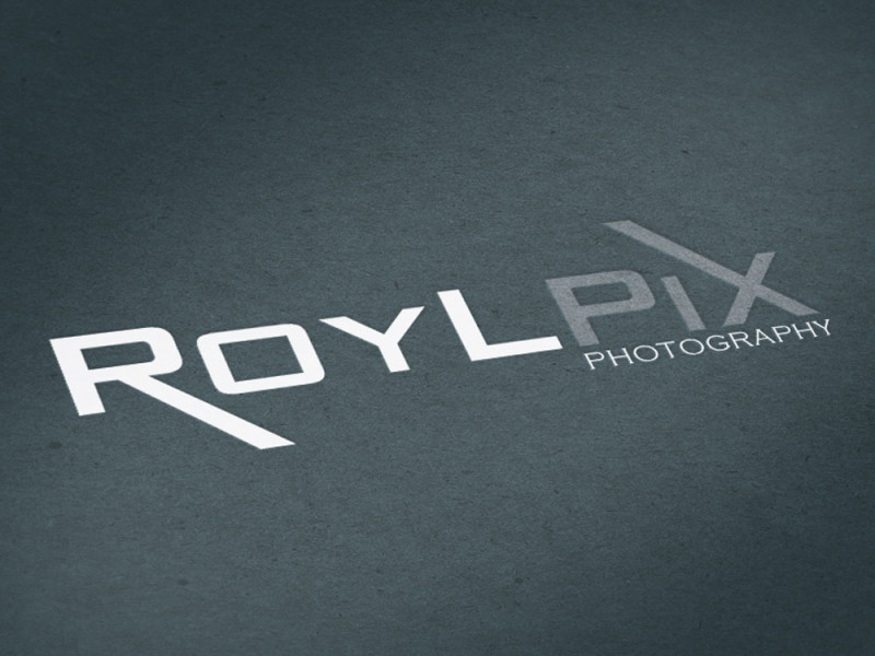 RoyLPix Photography - Logo